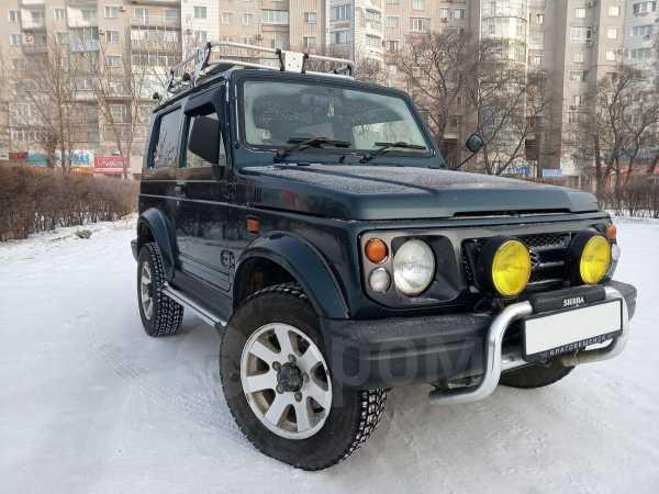 Suzuki Jimny Sierra, 1996 год, 499 000 руб.