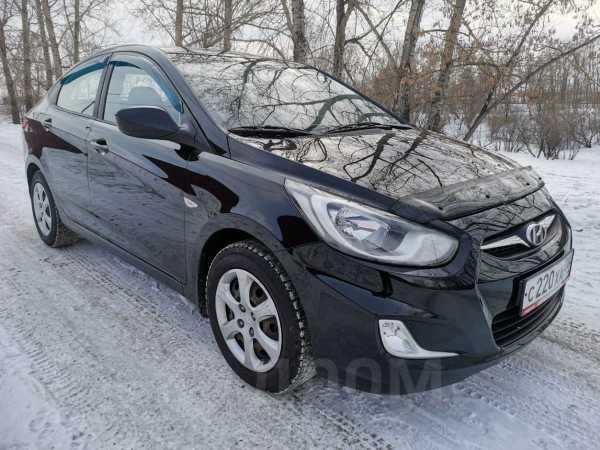 Hyundai Solaris, 2012 год, 460 000 руб.