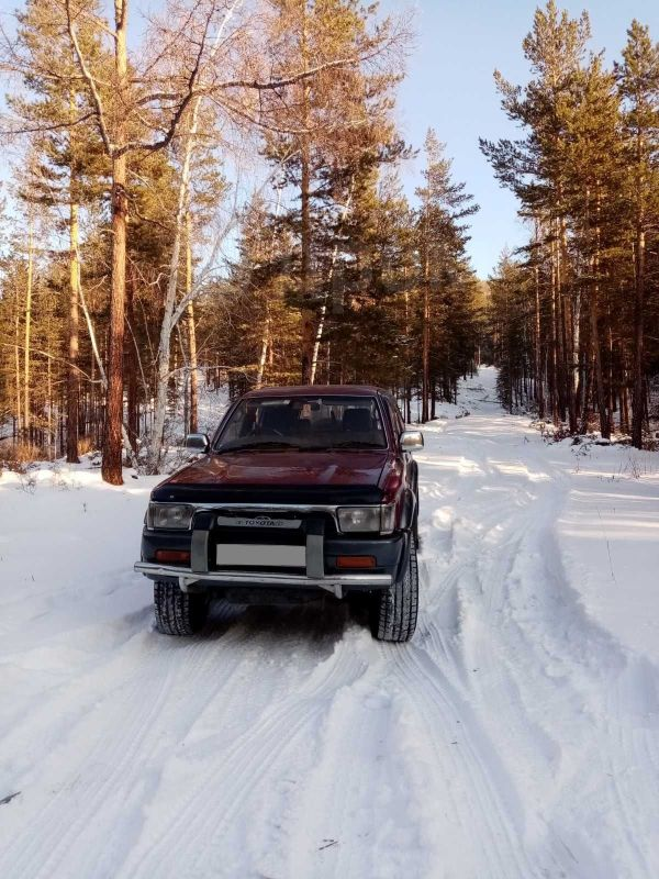 Toyota Hilux Surf, 1994 год, 370 000 руб.
