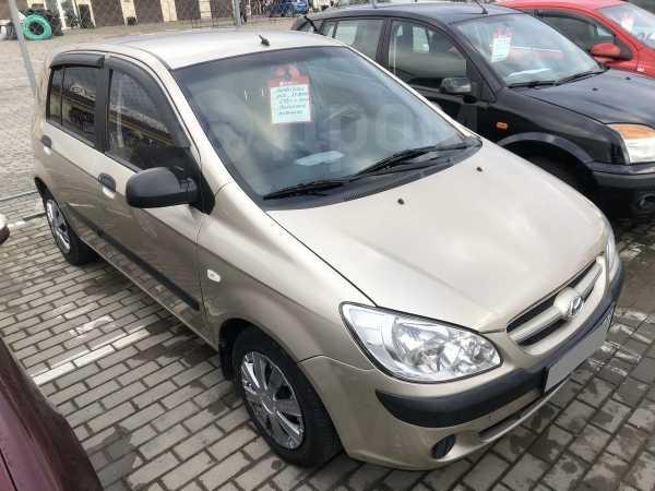 Hyundai Getz, 2007 год, 275 000 руб.