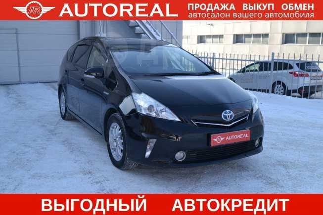 Toyota Prius a, 2012 год, 942 000 руб.