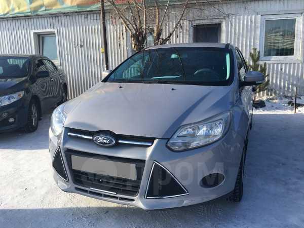 Ford Focus, 2012 год, 397 000 руб.
