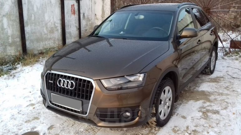 Audi Q3, 2012 год, 755 000 руб.