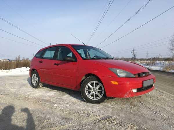 Ford Focus, 2004 год, 205 000 руб.