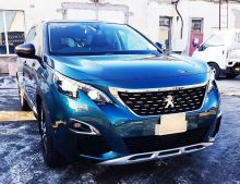 Краснодар Peugeot 5008 2017