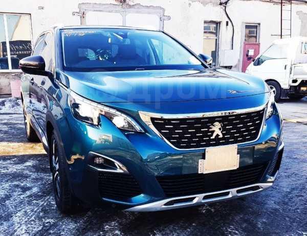 Peugeot 5008, 2017 год, 1 450 000 руб.