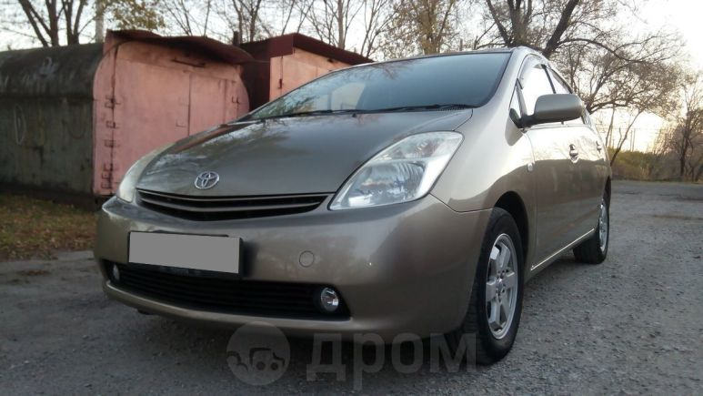 Toyota Prius, 2004 год, 455 000 руб.