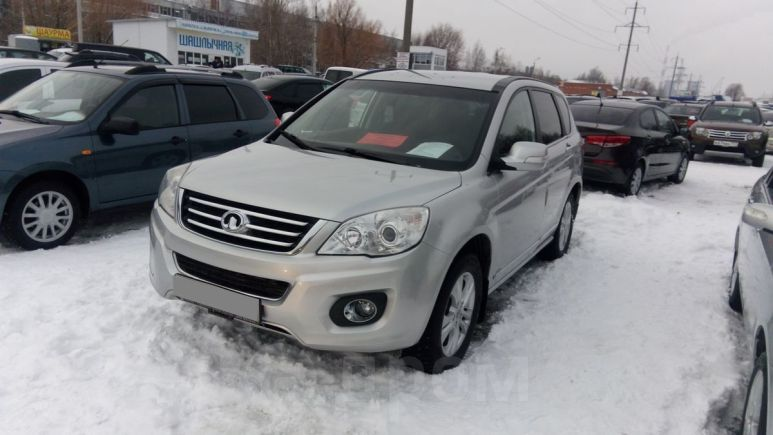 Great Wall Hover H6, 2014 год, 615 000 руб.