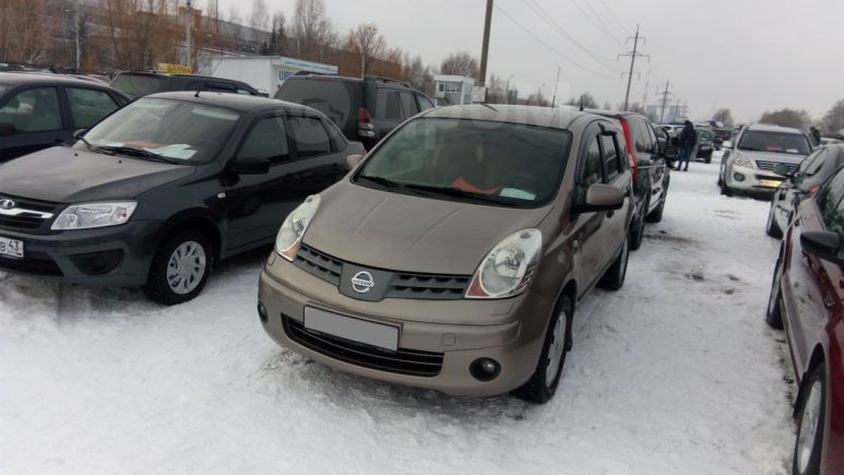 Nissan Note, 2008 год, 310 000 руб.