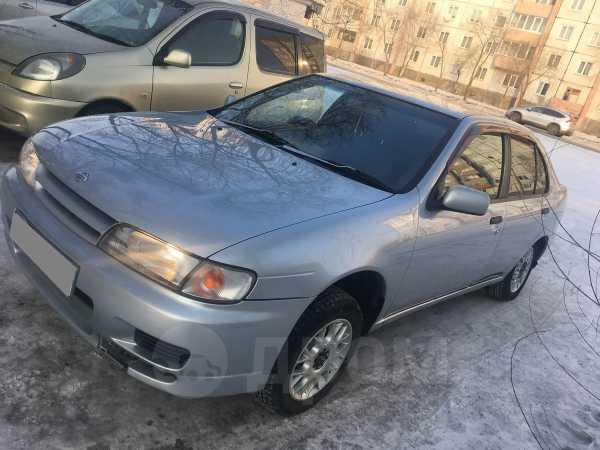 Nissan Pulsar, 1995 год, 157 000 руб.