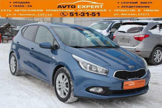 Kia Ceed, 2013 год, 684 998 руб.