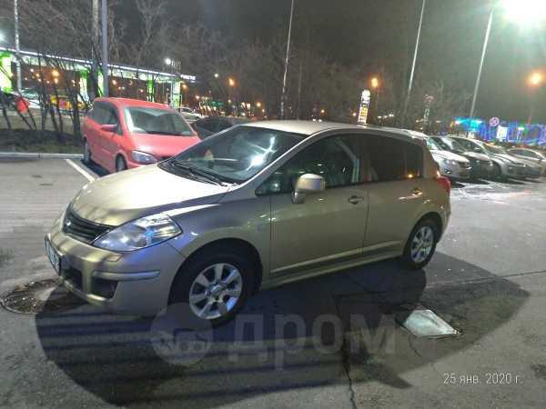 Nissan Tiida, 2012 год, 380 000 руб.