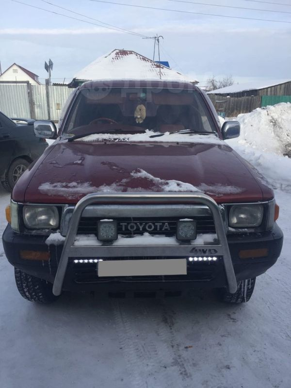Toyota Hilux Surf, 1990 год, 255 000 руб.