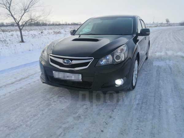 Subaru Legacy B4, 2009 год, 920 000 руб.