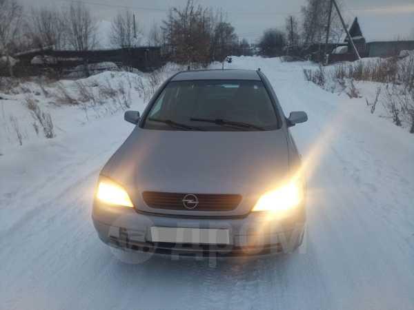 Opel Astra, 2003 год, 140 000 руб.