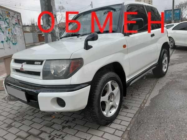 Mitsubishi Pajero, 1999 год, 297 000 руб.