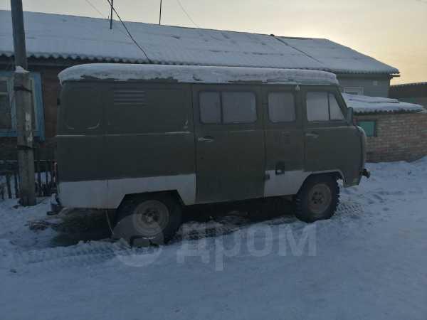 УАЗ Буханка, 1996 год, 140 000 руб.