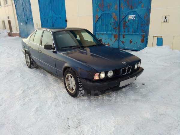 BMW 5-Series, 1988 год, 100 000 руб.