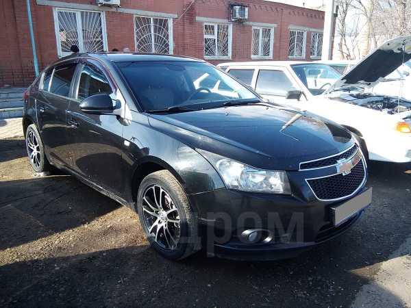 Chevrolet Cruze, 2011 год, 395 000 руб.