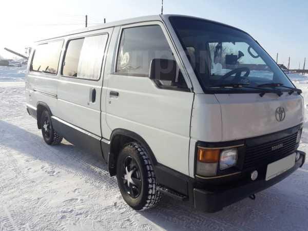 Toyota Hiace, 1989 год, 180 000 руб.