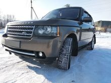 Тайшет Range Rover 2010