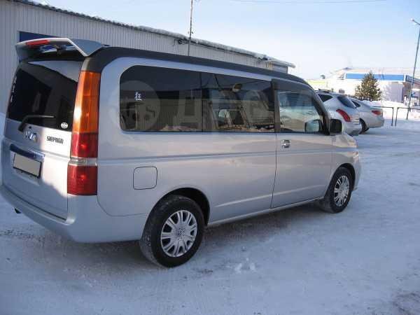 Honda Stepwgn, 2002 год, 424 000 руб.