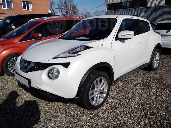 Nissan Juke, 2015 год, 780 000 руб.