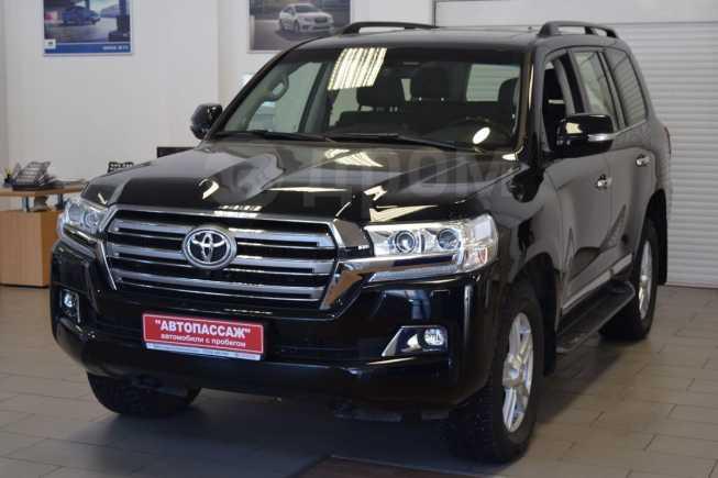 Toyota Land Cruiser, 2015 год, 3 950 000 руб.
