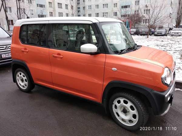 Suzuki Hustler, 2015 год, 550 000 руб.