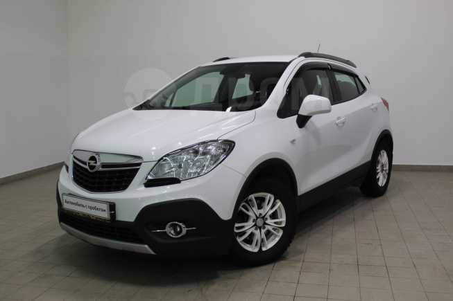 Opel Mokka, 2014 год, 590 678 руб.