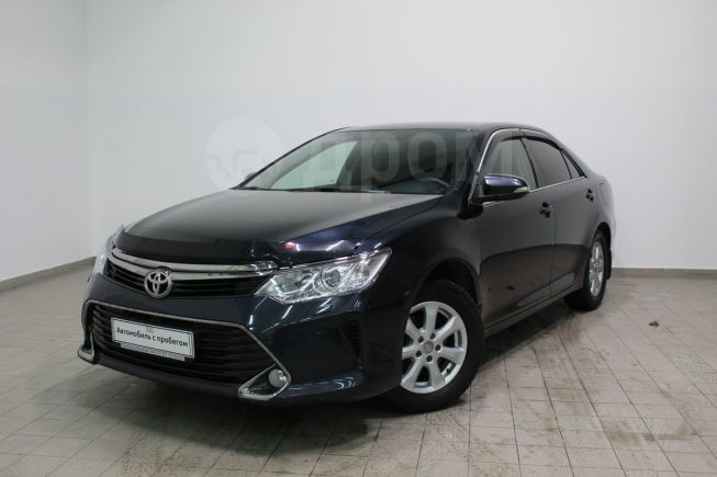 Toyota Camry, 2016 год, 1 190 000 руб.