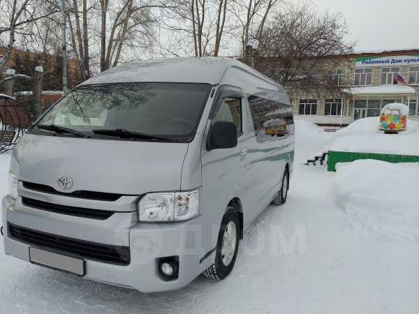 Toyota Hiace, 2014 год, 1 800 000 руб.