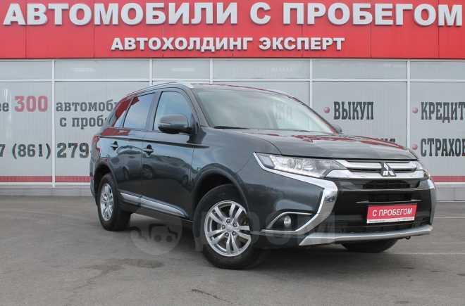Mitsubishi Outlander, 2015 год, 920 000 руб.