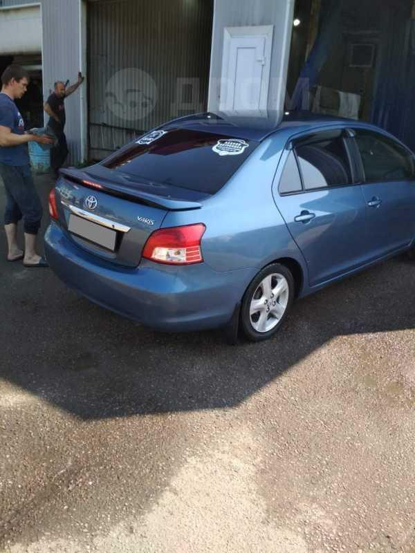 Toyota Yaris, 2007 год, 430 000 руб.