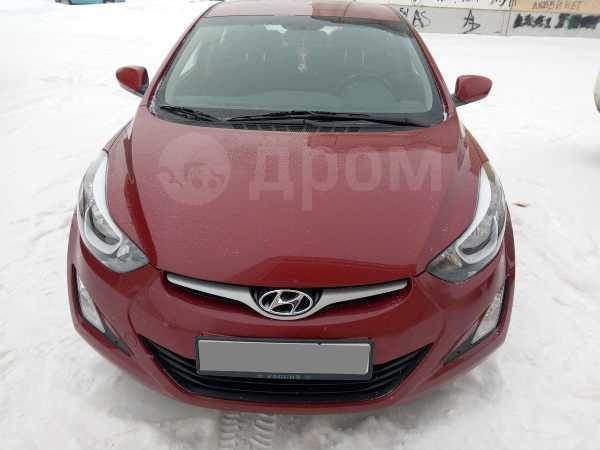 Hyundai Elantra, 2015 год, 780 000 руб.