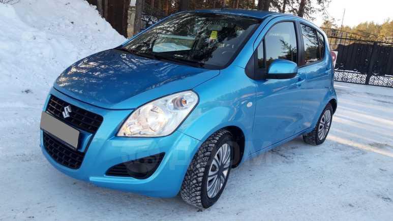 Suzuki Splash, 2012 год, 375 000 руб.