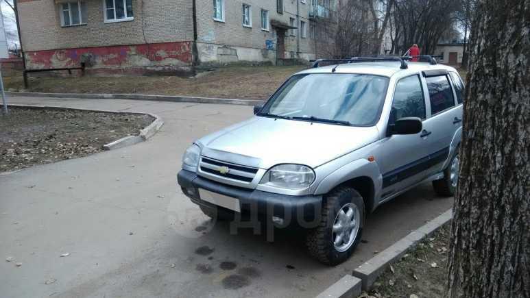 Chevrolet Niva, 2003 год, 125 000 руб.
