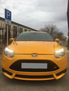 Краснодар Focus ST 2012