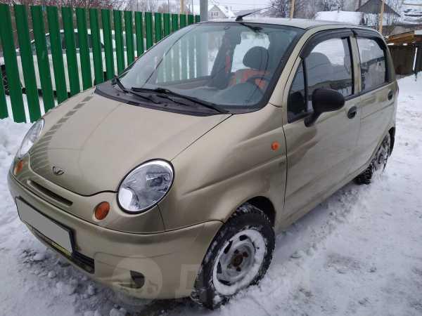 Daewoo Matiz, 2010 год, 119 000 руб.