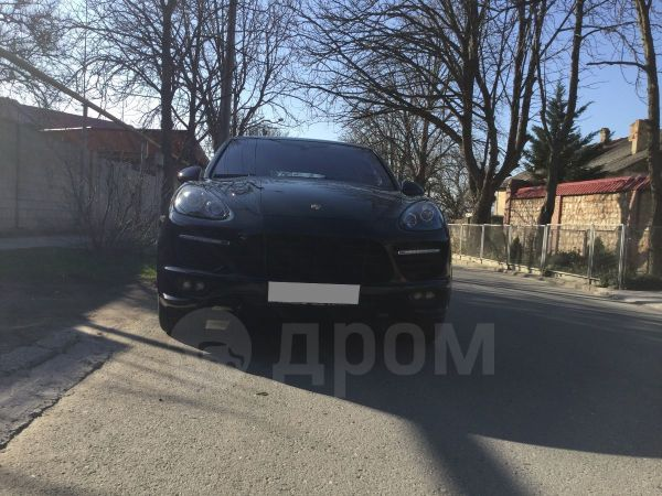 Porsche Cayenne, 2013 год, 3 500 000 руб.