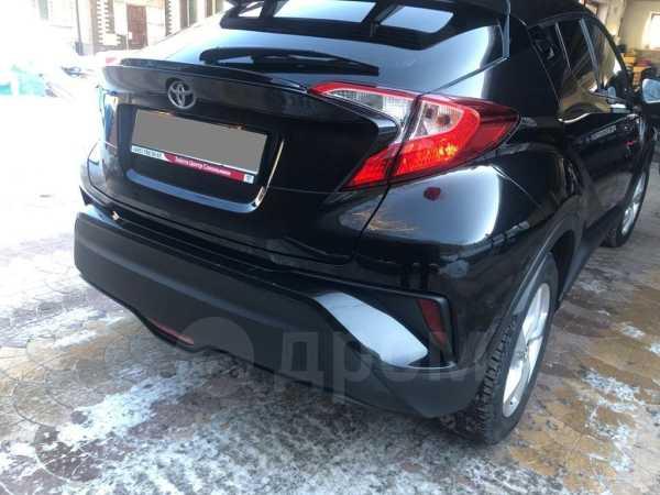 Toyota C-HR, 2018 год, 1 580 000 руб.