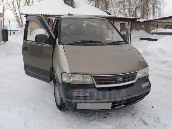 Nissan Largo, 1995 год, 320 000 руб.