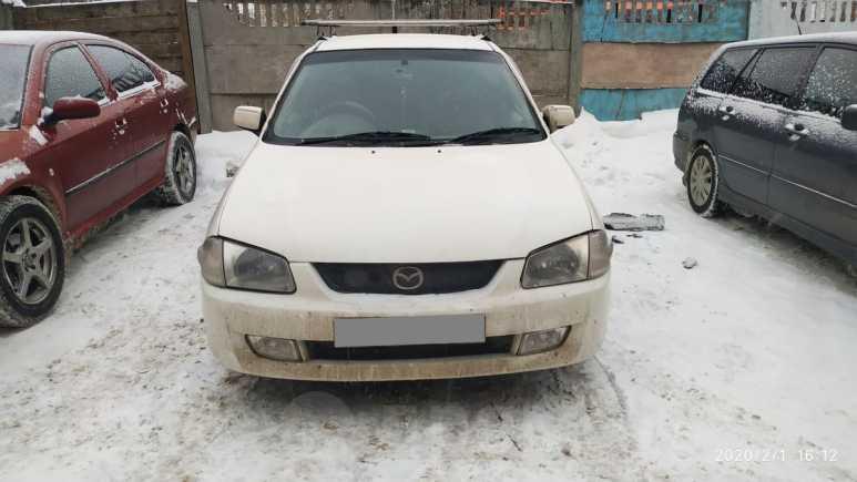 Mazda Familia, 1999 год, 105 000 руб.