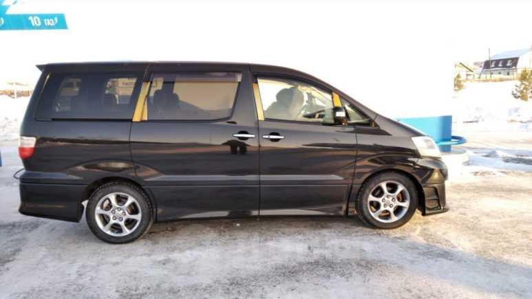 Toyota Alphard, 2006 год, 699 000 руб.