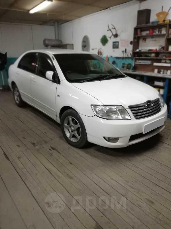 Toyota Corolla, 2005 год, 345 000 руб.