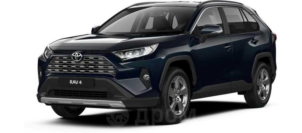 Toyota RAV4, 2020 год, 2 053 229 руб.