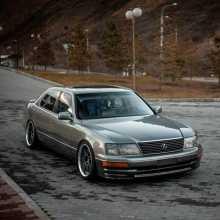 Краснодар LS400 1996