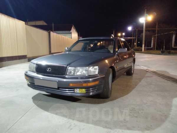 Lexus LS400, 1996 год, 240 000 руб.