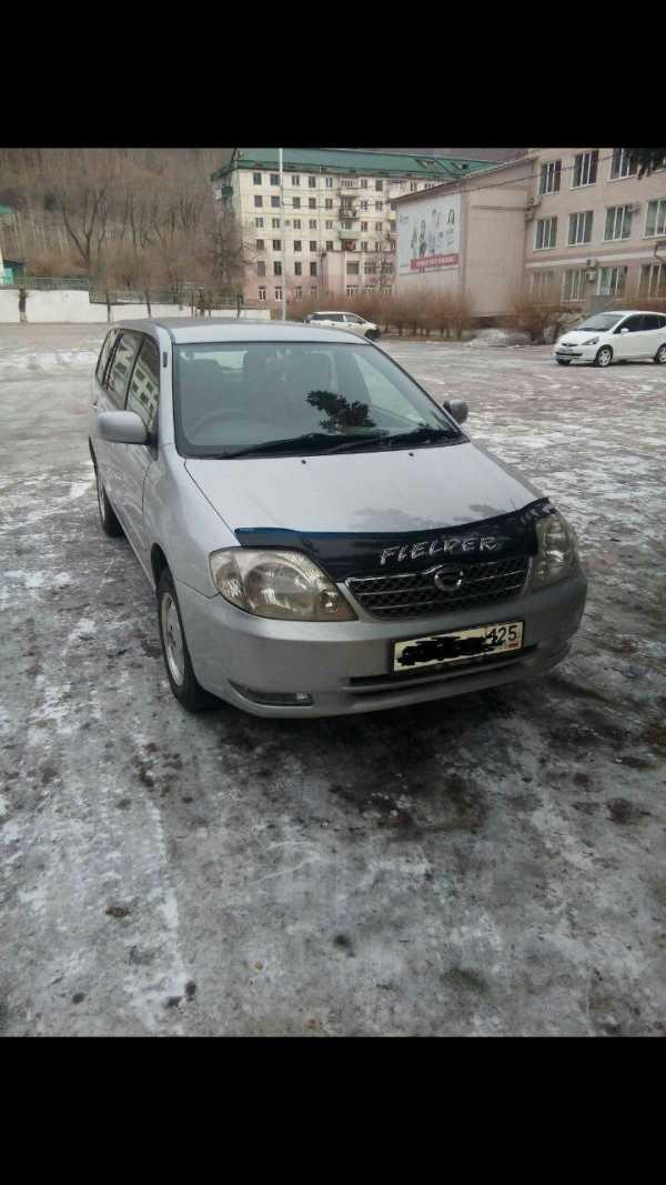 Toyota Corolla Fielder, 2001 год, 315 000 руб.