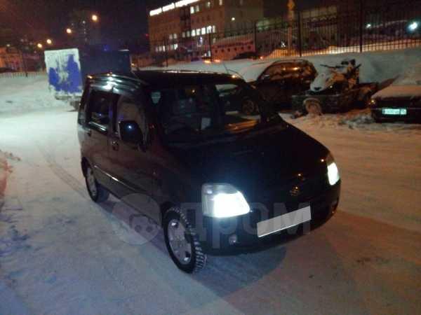 Suzuki Wagon R Plus, 2000 год, 145 000 руб.
